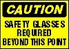 "CAUTION 10"" x 7""  Aluminum"